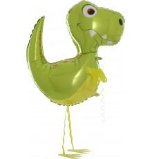 Palloncino da corsa Dino