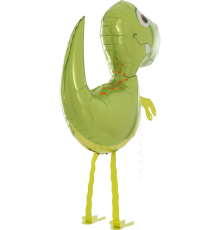 Ballon de course Dino