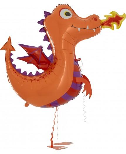 Ballon de course Dragon