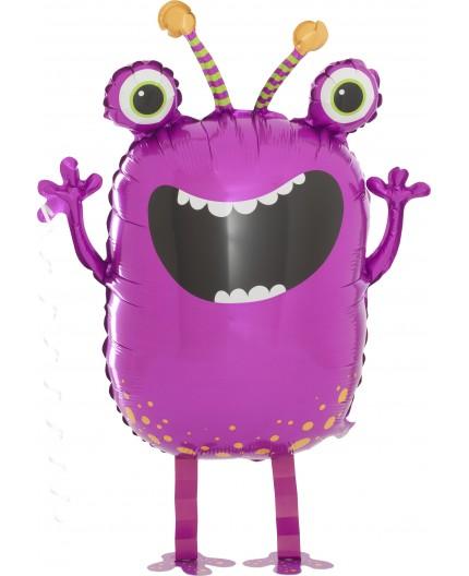 Laufballon Monster