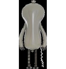 Laufballon Faultier