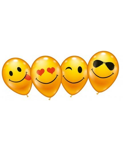 "Ballons ""Smiley"""