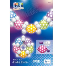 "Ballon-Set ""Polka Dots"""