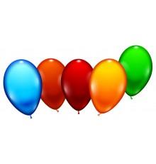 20 ballons ronds