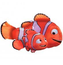 Ballon aluminium Finding Nemo