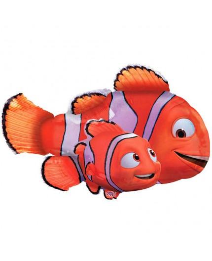 Folienballon Findet Nemo